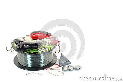 Attrezzatura di pesca