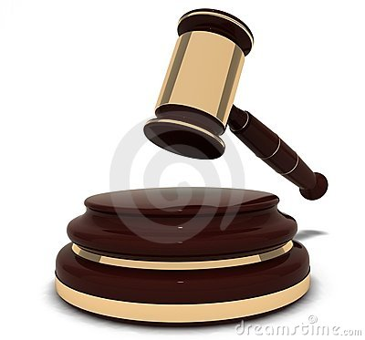 Attribute courtroom jury