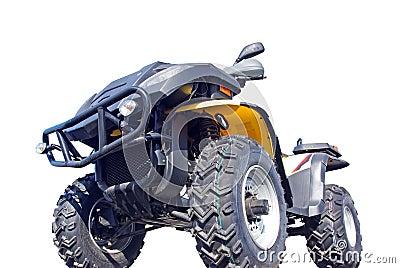 ATV - front side