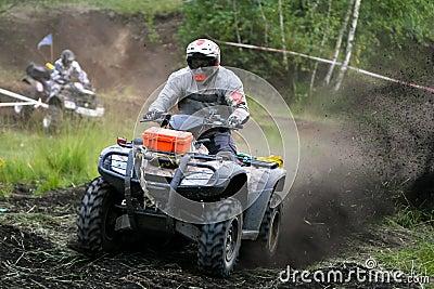 ATV Quad Extreme Race