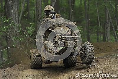 ATV racer 12A
