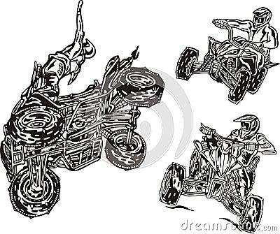 ATV Riders 12.
