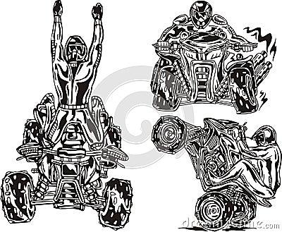 ATV Riders 6.