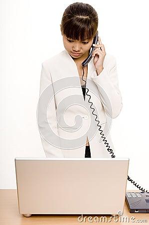 Au téléphone 1