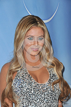 Aubrey O Day Editorial Stock Image