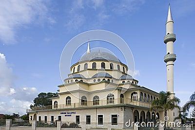 Auburn Gallipoli Mosque Editorial Stock Photo