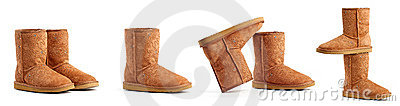 Auburn ugg boots
