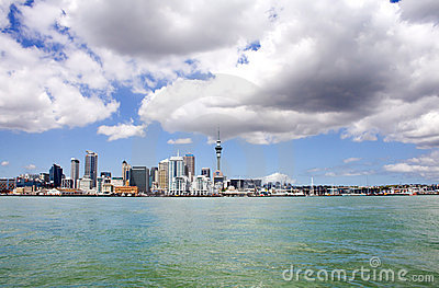 Auckland City, New Zealand by day 3