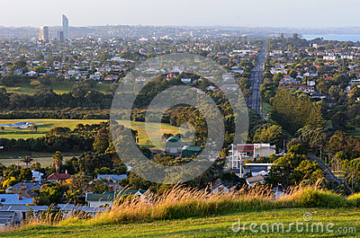 Auckland Cityscape - North Shore