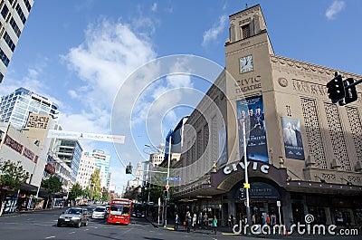 Auckland Civic Theatre Editorial Photo