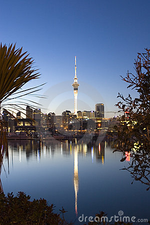 Free Auckland Dawn Royalty Free Stock Photos - 625208