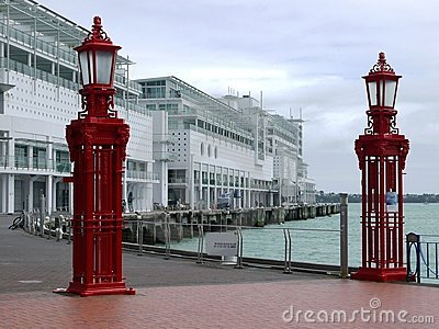 Auckland: harbour gates apartments