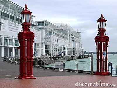 Auckland: harbour gates apartments