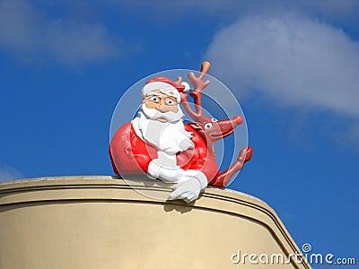 Auckland Santa Claus