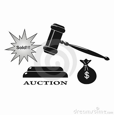Auction Hammer (Sold!!!)