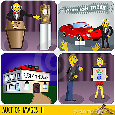 Auction images