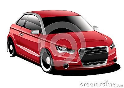Audi A1 compact car