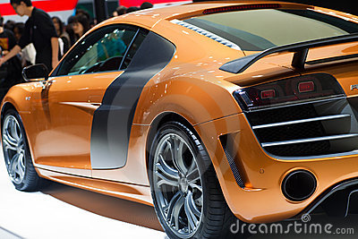 Audi R8 Limited Edition Editorial Photo