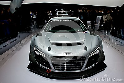 Audi R8 LMS ultra Editorial Photography