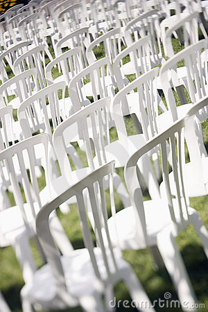 Audience chairs