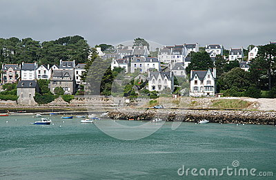 Audierne, Brittany