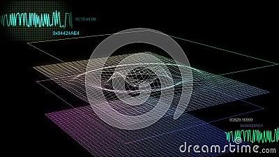 Audio graph screen 01