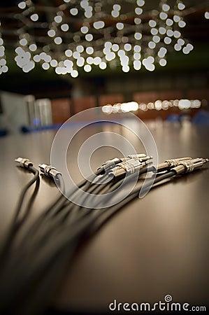 Free Audio Plugs - Jacks Stock Photo - 3602550
