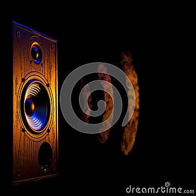 Free Audio Speaker5 Royalty Free Stock Photos - 71111798