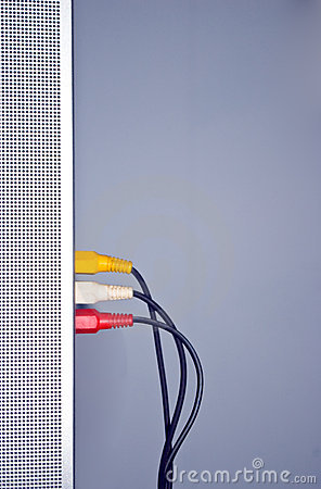 Free Audio Video Cables Stock Images - 5917784