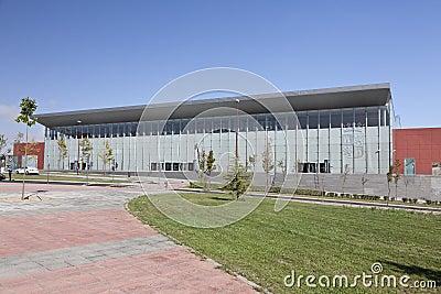 Auditorium  Editorial Stock Photo