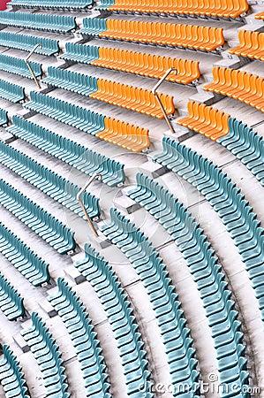 auditorium area
