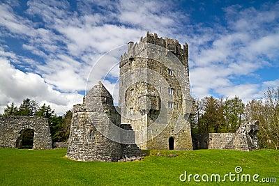 Aughnanure Castle in Ireland