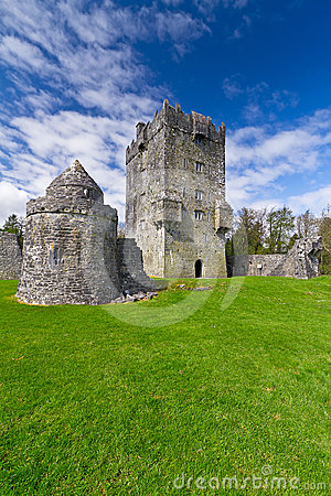 Aughnanure Castle in Ireland