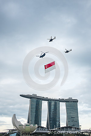 August 9, 2014: Singapore National Day