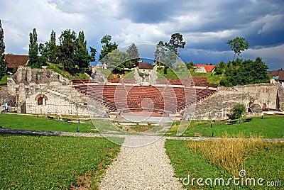 Augusta Raurica Roman theater