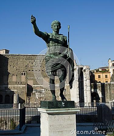 Augustus the imperor