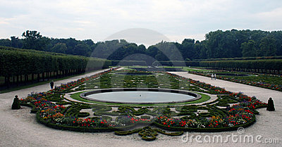 Augustusburg Gardens, Germany