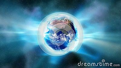 Aura 001 da terra