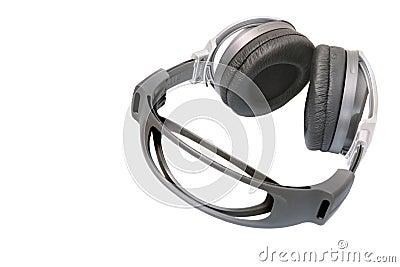 Auriculares grandes de DJ