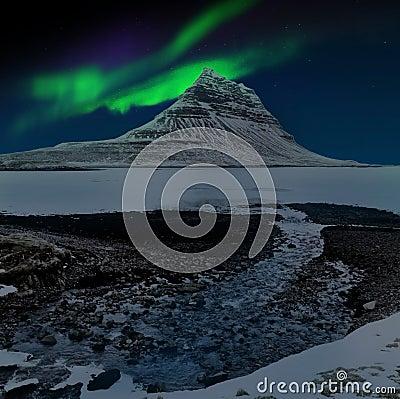 Free Aurora Borealis Stock Image - 89482381