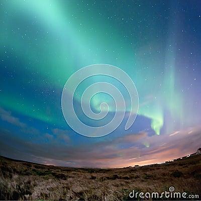 Free Aurora Borealis (Northern Lights) Royalty Free Stock Photos - 18515938