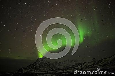 Aurora Borealis - Spitsbergen