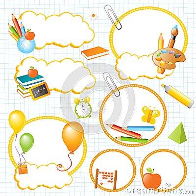 Ausbildungsfahnen und -kennsätze