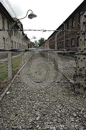 Auschwitz Editorial Photo