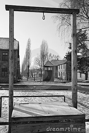 Auschwitz Concentration Camp - Poland Editorial Photography