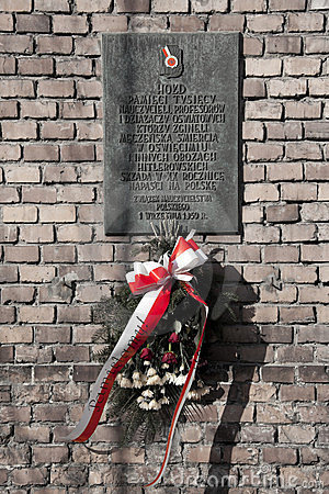 Auschwitz Nazi Concentration Camp - Poland Editorial Photography