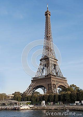 Ausflug Eiffel in Paris