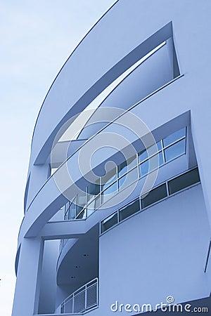 Auslegunggebäude