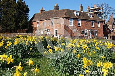 Austen chawton房子珍妮s
