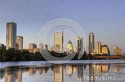 Austin, skyline de TX